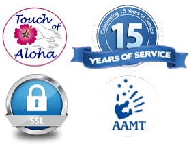 Touch Of Aloha Icons