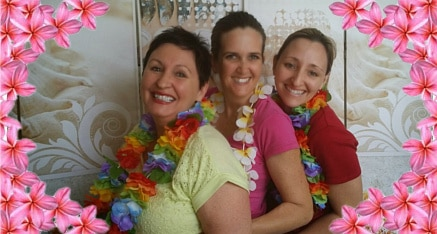 Touch Of Aloha Team